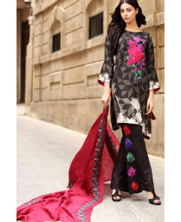 Best Eid Dresses For Girls 2019