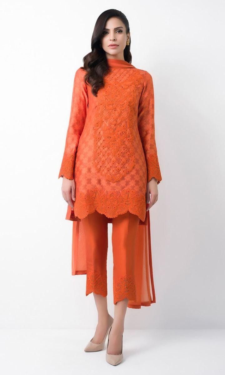 Latest Nomi Ansari Eid Collection 2019