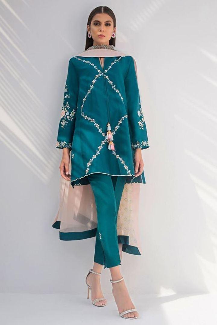 Sania Maskatiya Luxury Pret Eid Collection 2019