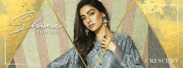 Crescent Eid Collection 2020 With Price