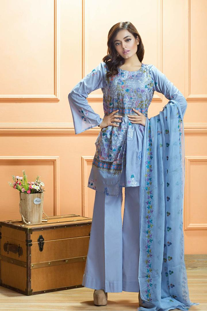 Latest Taana Baana Summer Eid Lawn Collection 2019