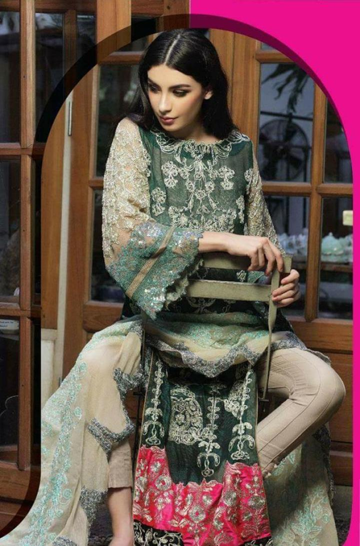 Zunuj Eid Pret Collection 2019