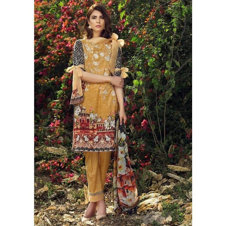 Latest Jahanara Lawn Collection 2019