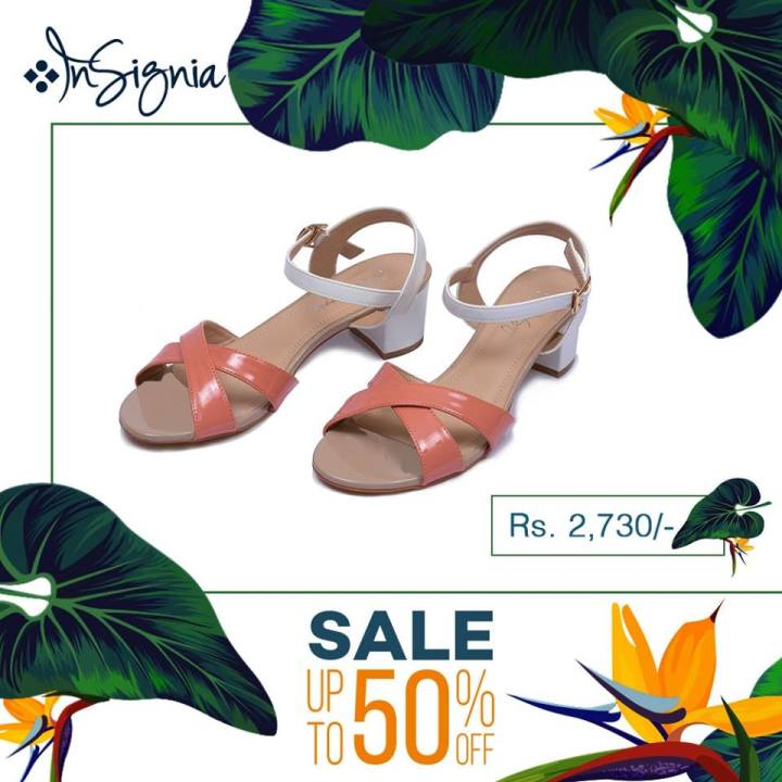 Latest Insignia Eid Shoes Up to50% Off