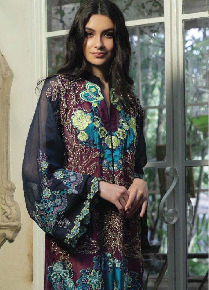 Latest Zunuj Eid Lawn Collection 2019