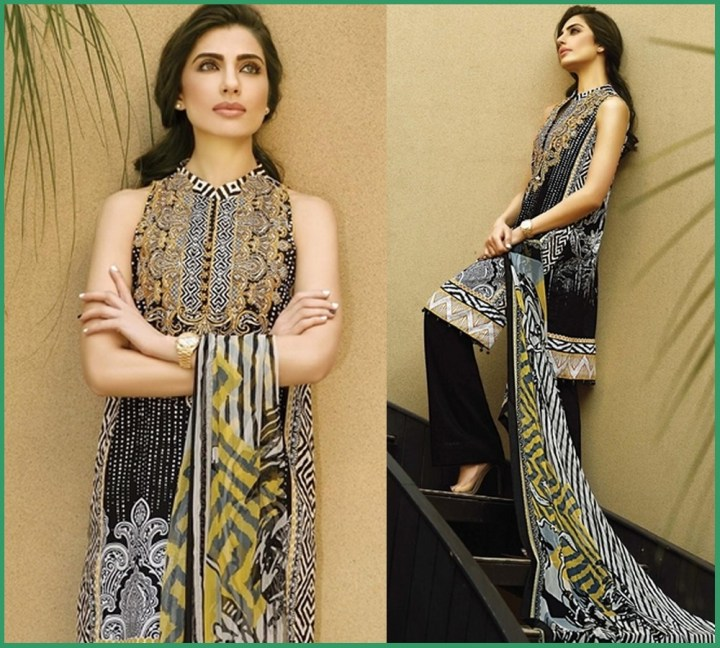 Latest Crescent Summer Collection 2019