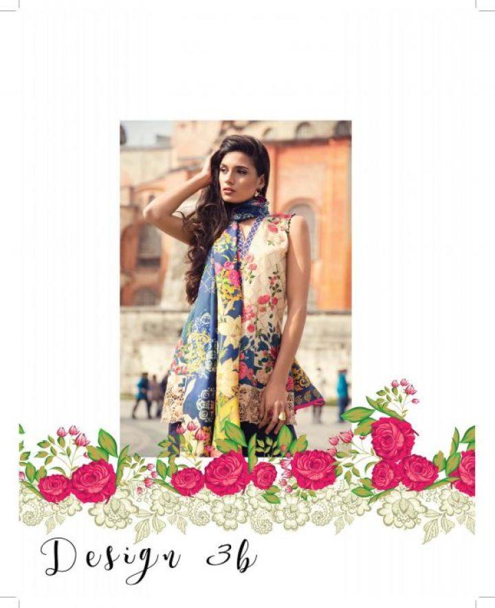 Shariq Textile Eid Lawn Collection 2018