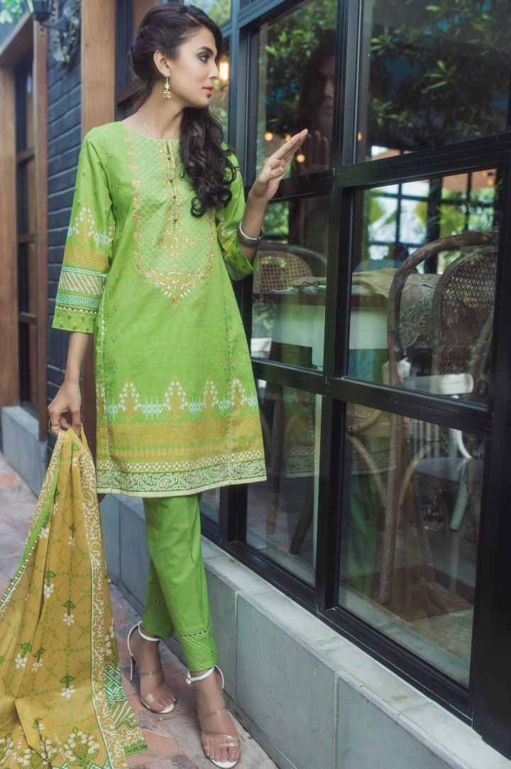 Latest Zeen Lawn Eid Collection 2019