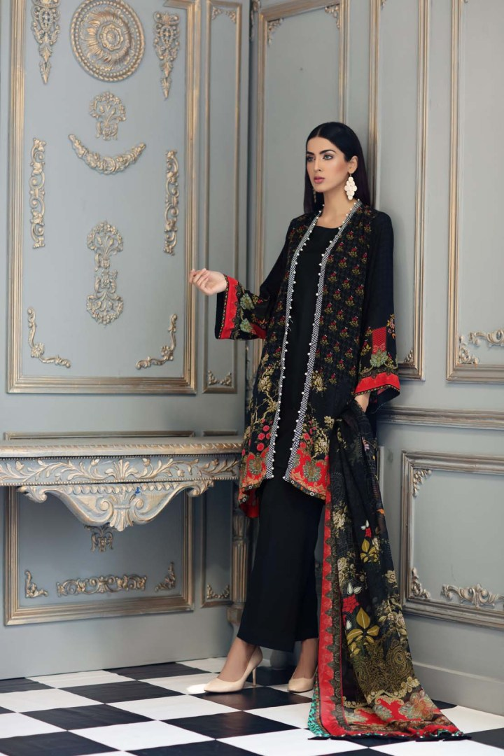 So Kamal Luxury Festive Collection 2019