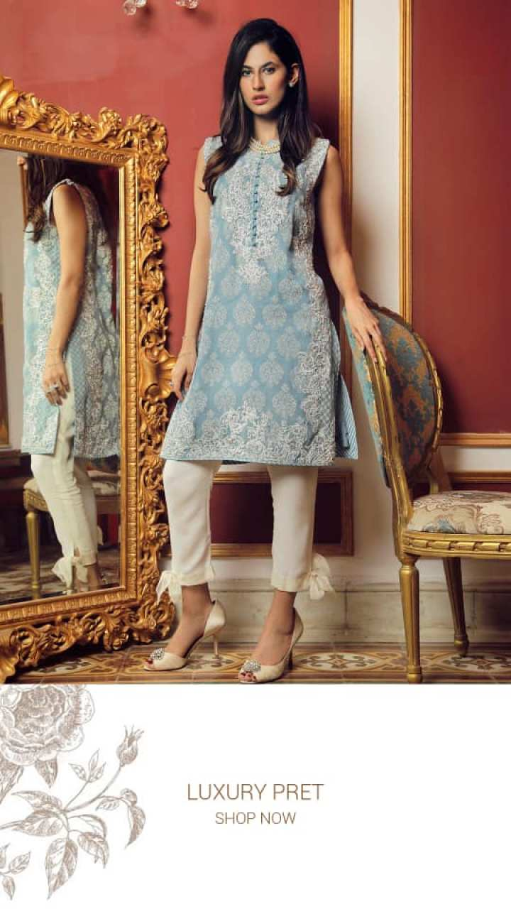 HSY Summer Lawn Collection 2019