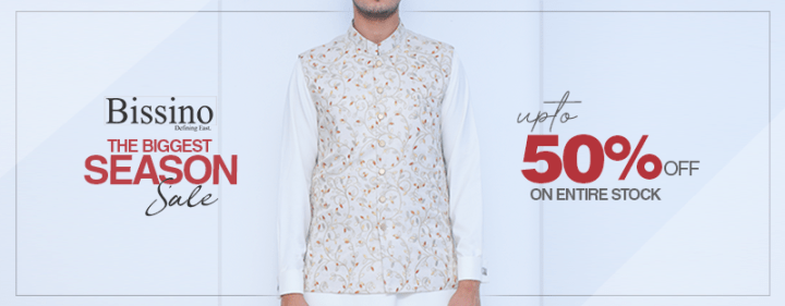Latest Bissino Lawn Eid Collection 2019