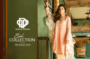 Deepak Perwani Eid Collection