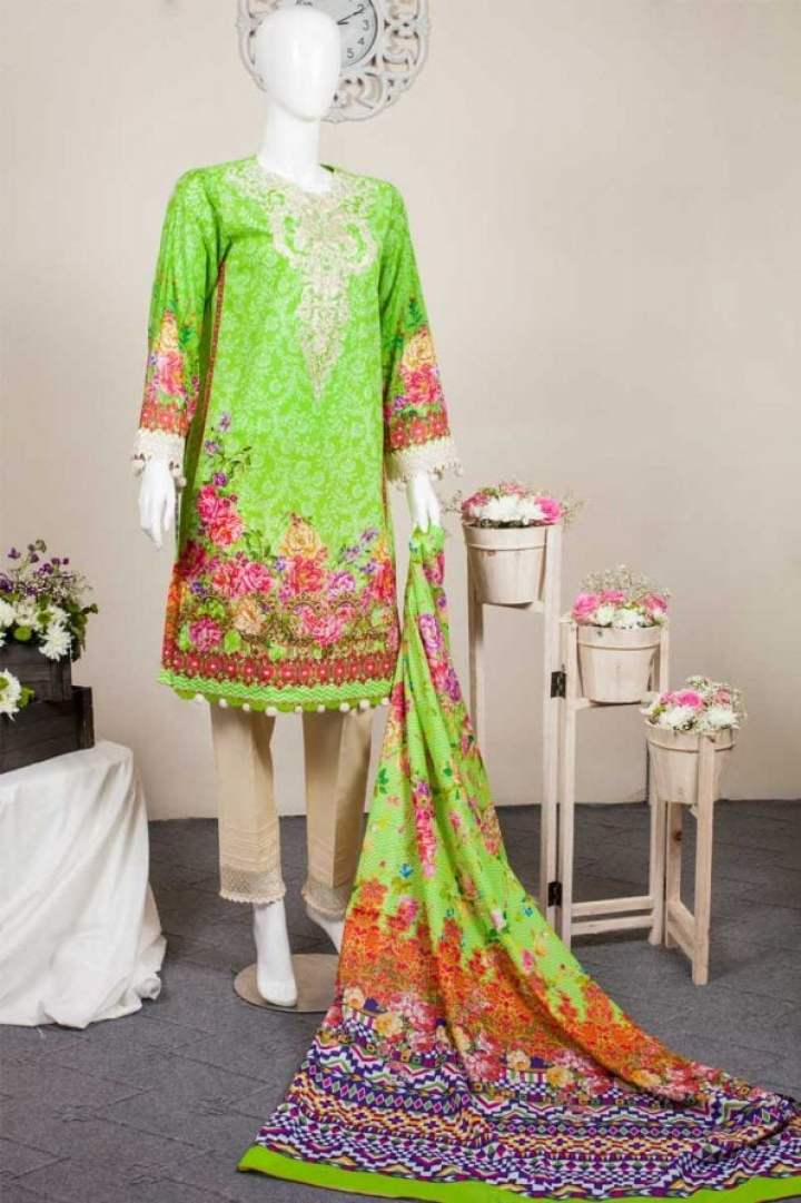 Latest Diners Unstitched Festive Collection 2019