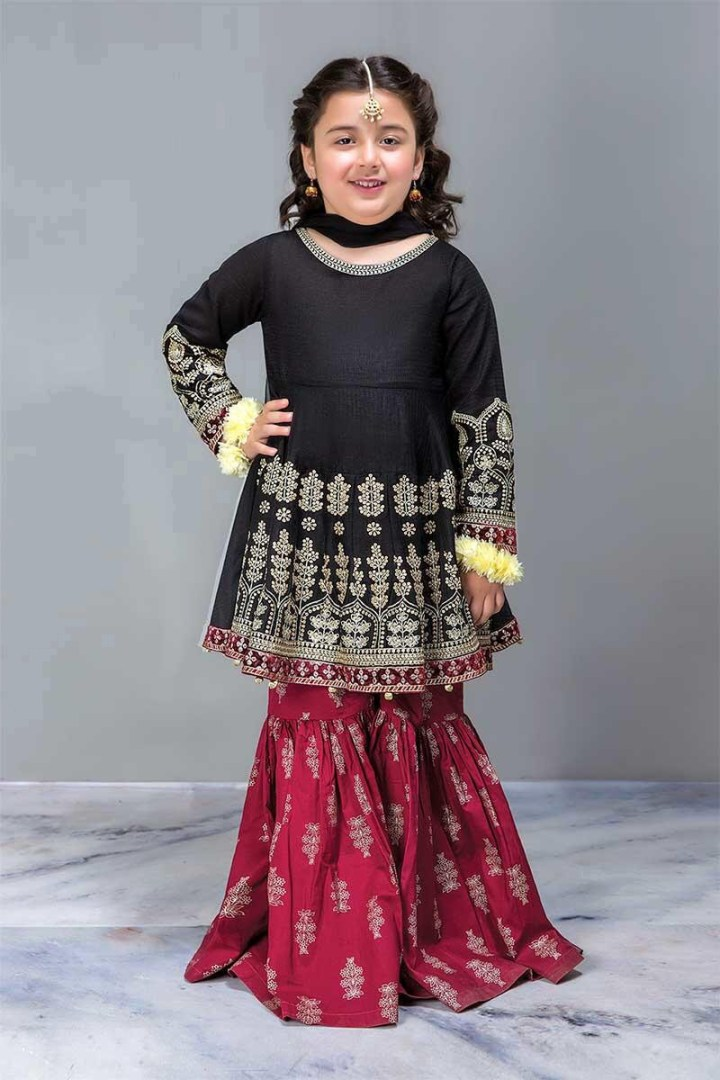 Maria B Eid Collection For Kids 2019
