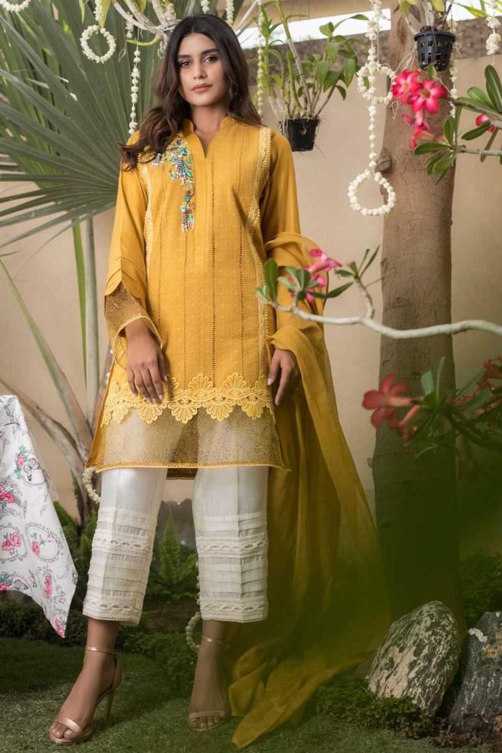 Sana Abbas Latest Lawn Eid Collection 2019