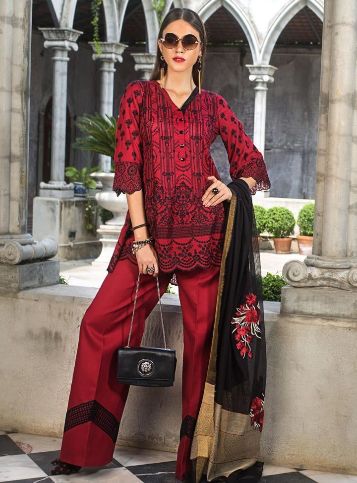 Zainab Chottani Luxury lawn Eid Collection 2019