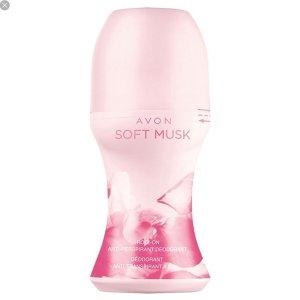 Soft Musl Deodorant roller