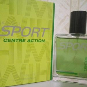 Avon Sport CENTRE ACTION Eau de Toilette