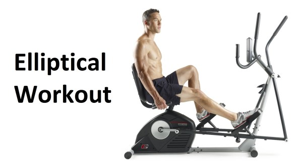 Winter Heart Attack Risk, Consider Working Out With Elliptical Machine
