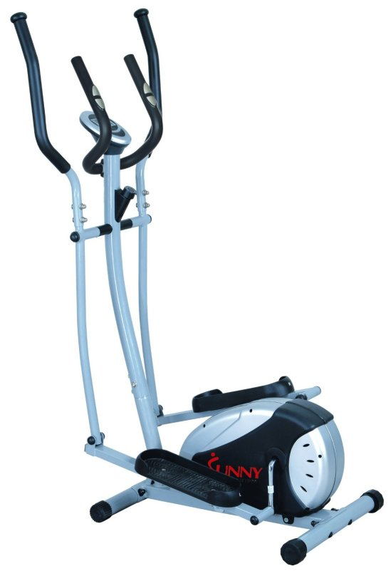 Sunny Magnetic Elliptical Trainer Review