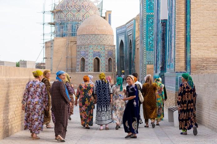 Women of Samarkand