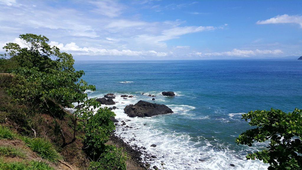 Pacifische kust Costa Rica