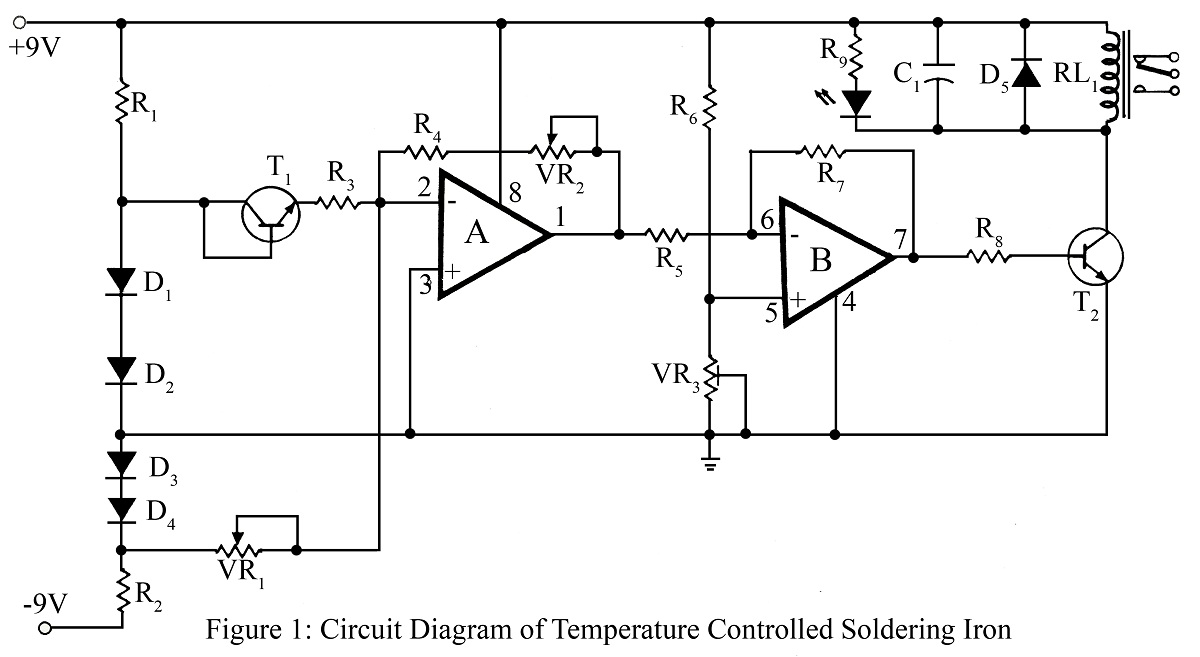 switching and controlling circuit