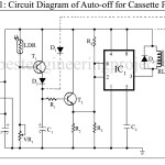 Auto-off for Cassette Players