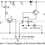 In- Circuit Ohmmeter (Ohmmeter for electronic Circuits)
