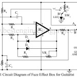 Fuzz effect box for Guitarists