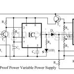 Short Proof Variable Power Supply