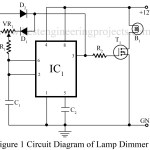 Dome Lamp Dimmer