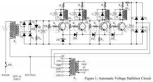 automatic voltage stabiliser