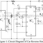 Car Reverse Horn Circuit