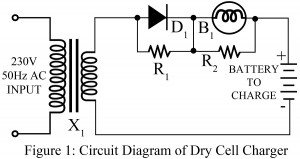 dry cell charger