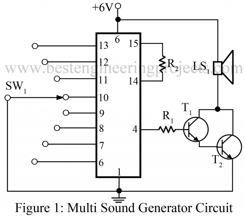 X Ray Generator Circuit