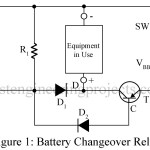 Simple Battery Changeover Relay