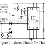 Alarm Circuit for Clocks