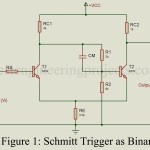 Schmitt Trigger | Circuit | Working