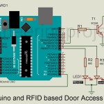 Arduino and RFID based Door Access System