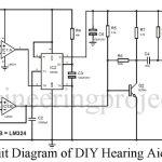 DIY Hearing Aid Circuit using 555