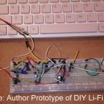 DIY Li-Fi Speaker | How to Design