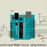 Sound Level Meter Circuit using Arduino