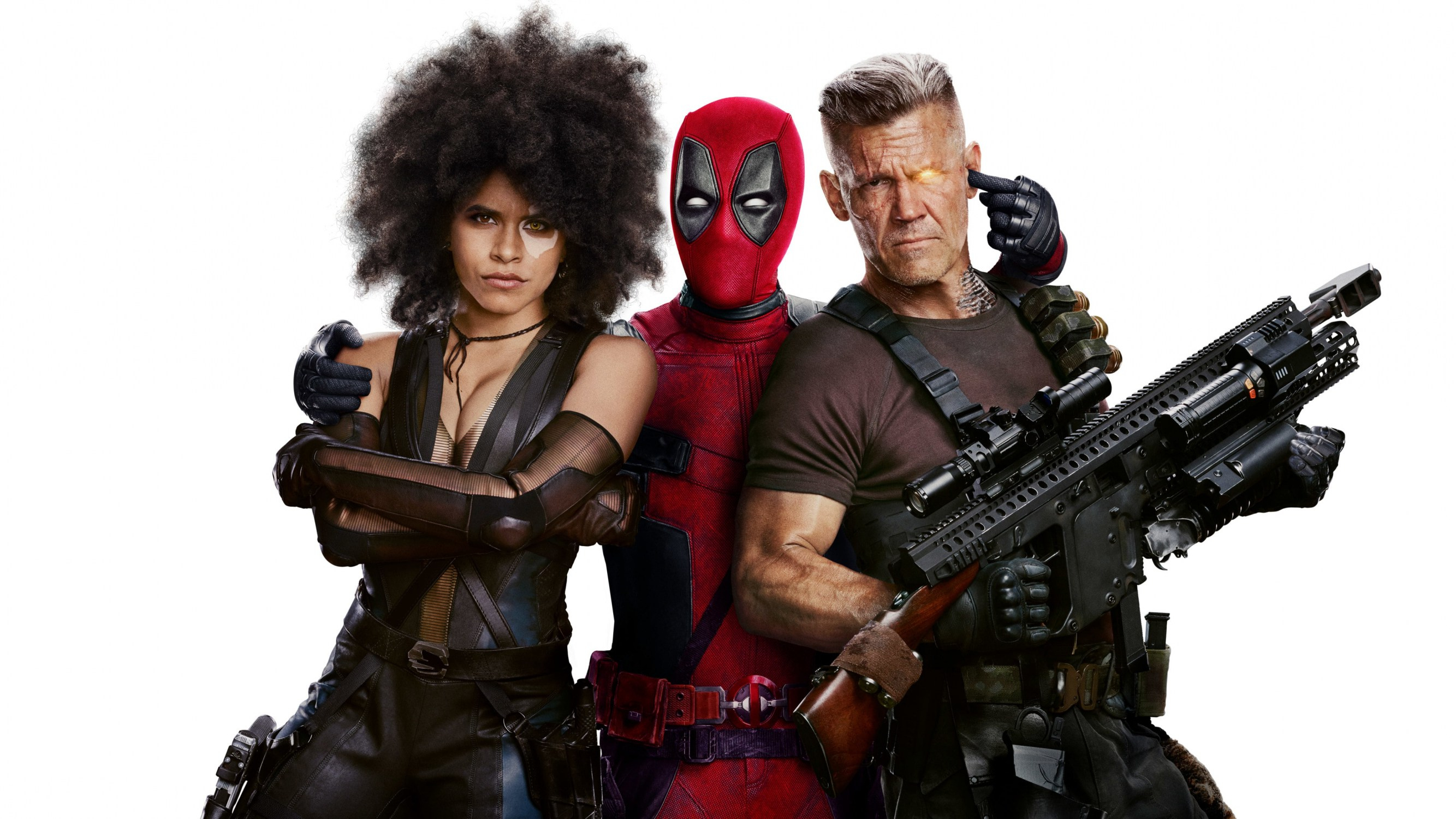 Deadpool 2 Super Duper Cut and Blu-ray Extras Review—Longer and Harder (Red banded review)
