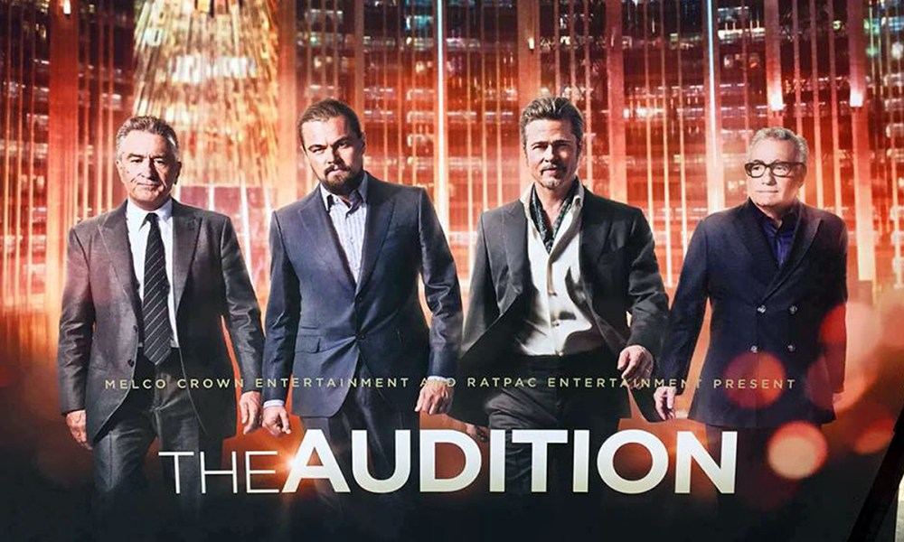 The Story of Martin Scorsese's The Audition
