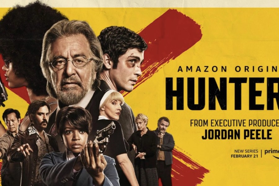 Review: Amazon's Hunters Goes Down a Dark Path Toward More Darkness