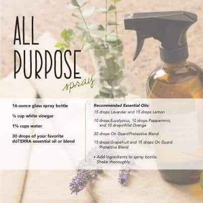 Essential Oil Bathroom Cleaner Recipes Go Green Best