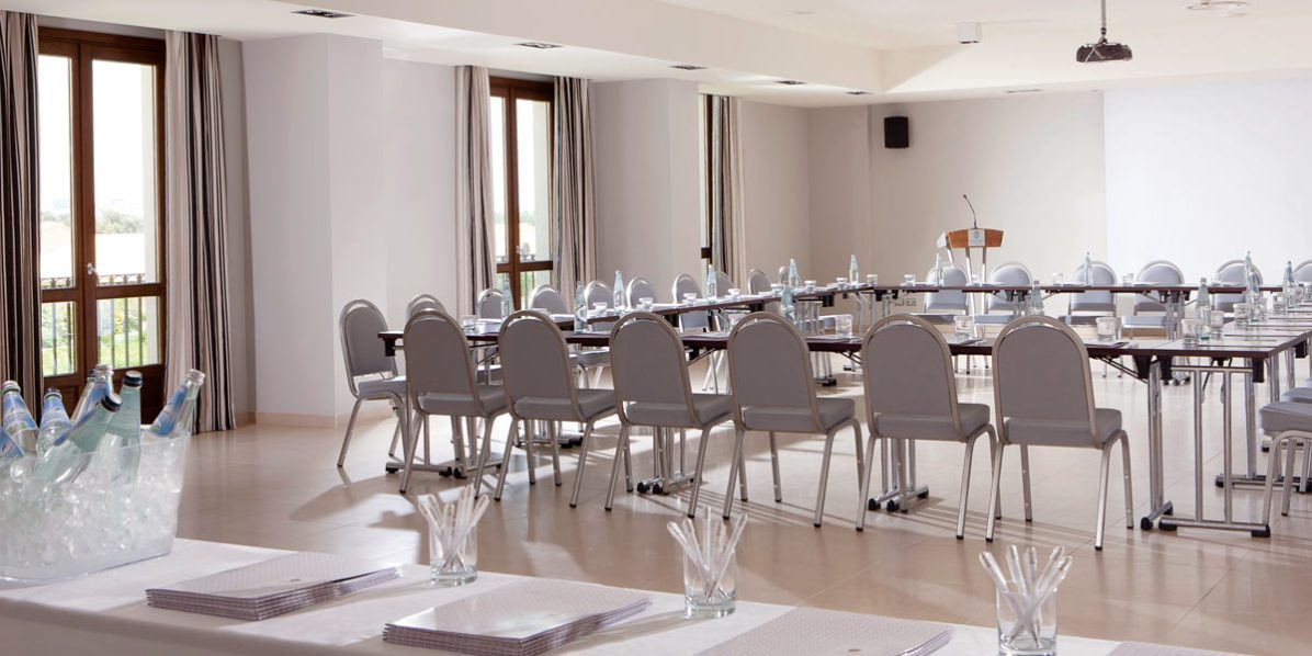 Conference Venue In Italy, Donnafugata Golf Resort & Spa, Prestigious Venues
