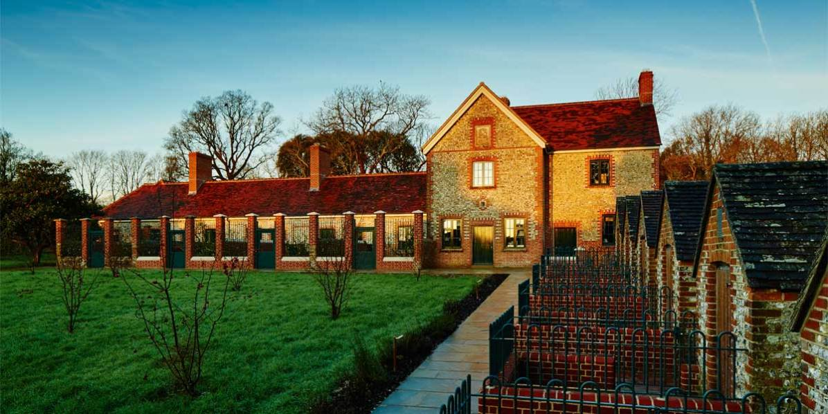 Countryside Venue For Events, Goodwood, Prestigious Venues