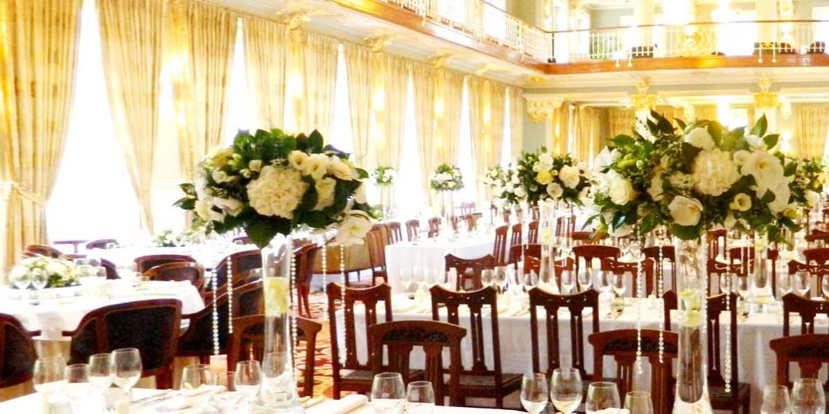Destination Wedding Venue, Vidago Palace Hotel, Prestigious Venues